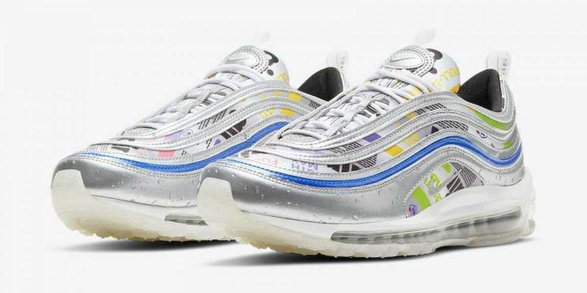 "DD5480-902 Nike Air Max 97 SE ""Energy Jelly"" will be released in March this year"