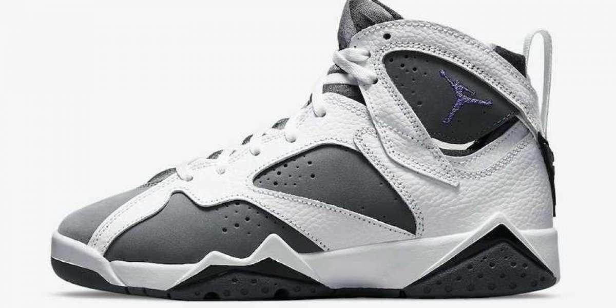 "CU9307-100 Air Jordan 7 ""Flint"" will be officially released on May 1st"