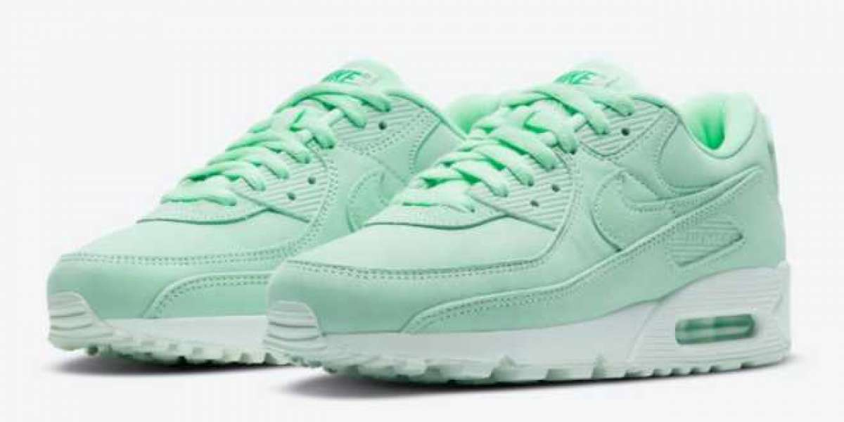 """New Nike Air Max 90 """"Seagrass"""" DD5383-342 For Sale"""