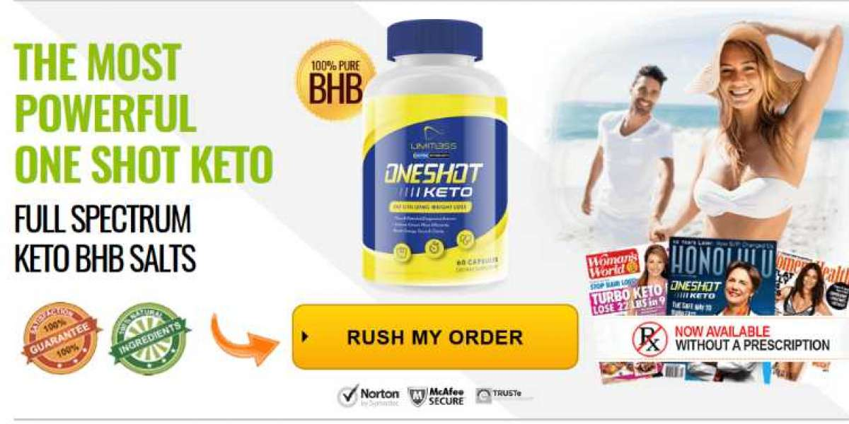 keto One Shot Diet Official Website