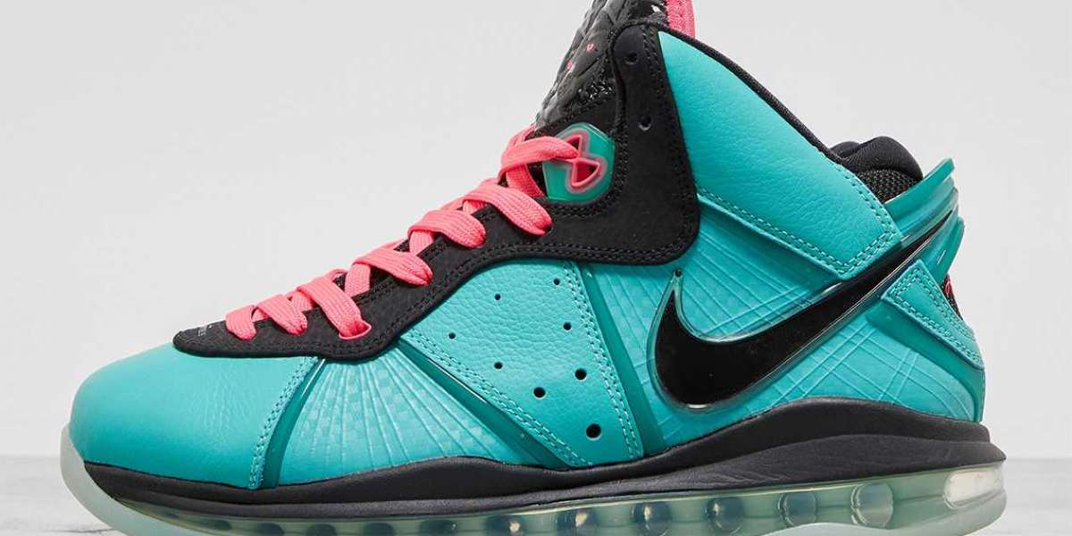 """CZ0328-400 Nike LeBron 8 """"South Beach"""" will be released as soon as possible in May"""