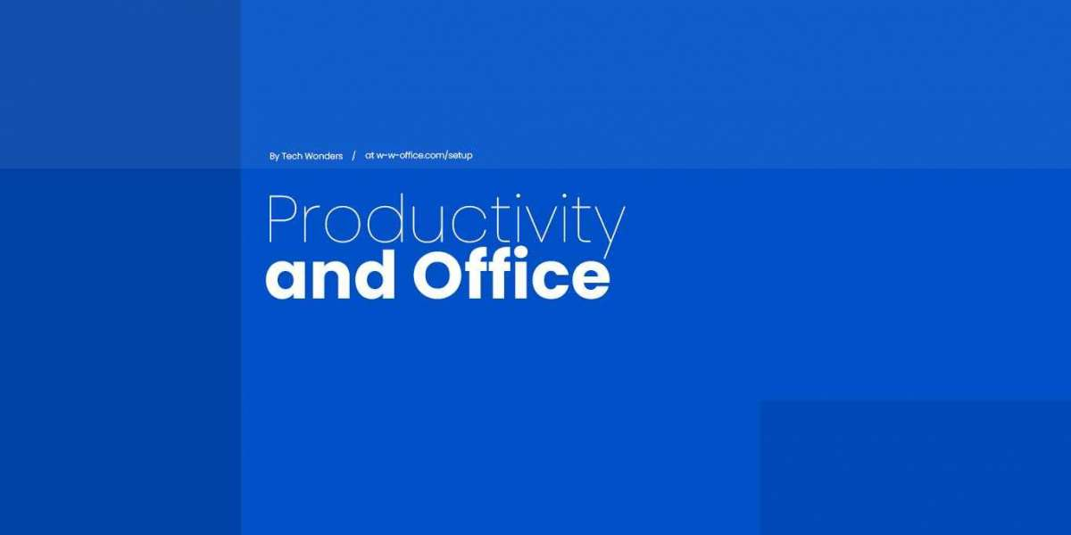 Microsoft Office Productivity Setup